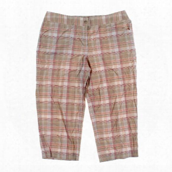 Capri Pants, Size 16
