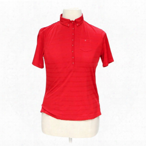Collared Golf Shirt, Size L