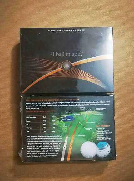 Dhl Ship Pro V1 V1x Golf Ball Balls Golfballs Golf Wedges Grip Grips Club Clubs
