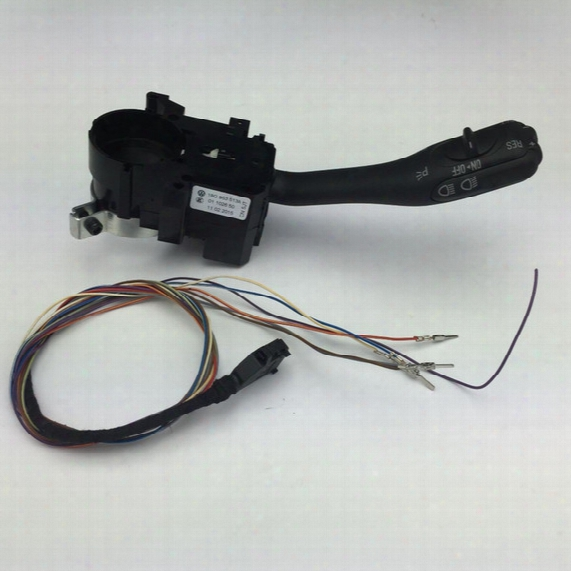 For Vw Golf 4 Jetta Mk4 Bora 2015 Cruise Control System Stalk Handle Switch 18g 953 513 A Wire Harness Connector 1j1 970 011 F <$18 No Track