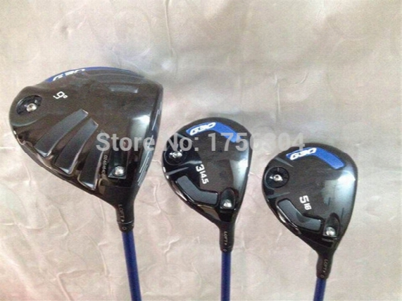 G 30 Wood Set G 30 Golf Woods Oem Golf Clubs Driver + Fairways Regular/stiff Flex Graphite Shaft Come With Head Cover & Wrench