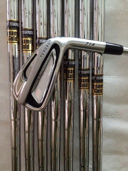 Golf Clubs Ap2-714 Irons Set 3456789p With Dynamic Gold Steel R300 Shaft 714-ap2 Golf Irons 8pcs Free Headcover
