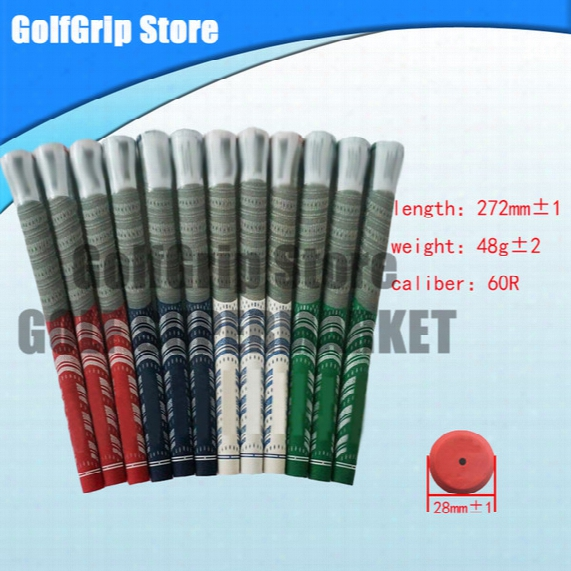 Golf Grip, Cotton Thread, Rubber Grip, Factory Direct / Wholesale