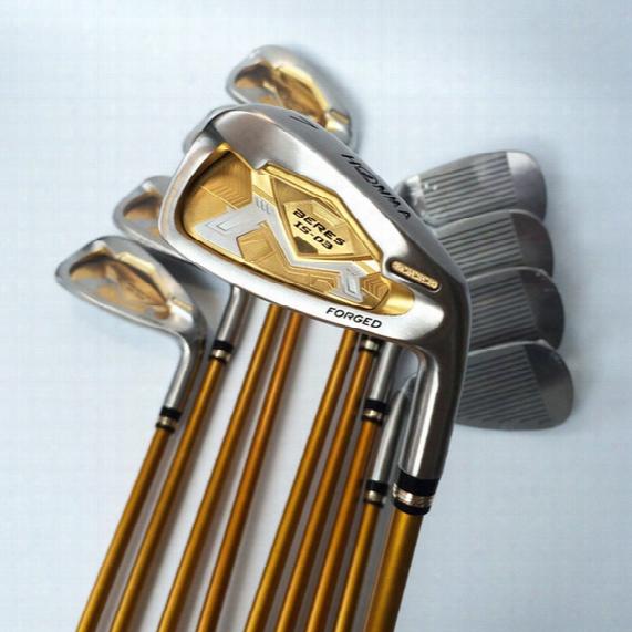 Golf Iron Set 3 Star Honma Beres Is-03 Iron Set 5-11awsw(9pcs) Armrq8 49g Graphite Shaft R/s Flex With Head Cover