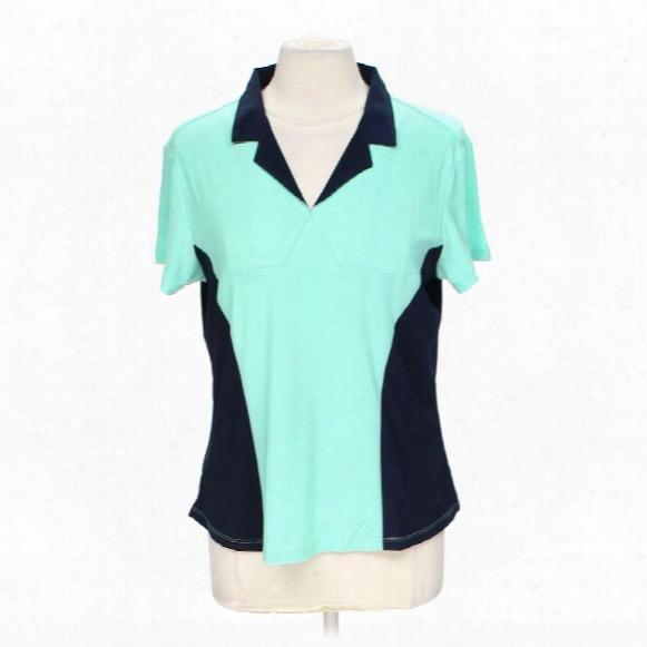 Golf Polo Shirt, Size L