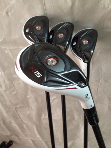Golf R15 Hybrids Rescues 17.19.21.24loft Come Headcover R15 Golf Clubs Hybrid Rescues Right Hand