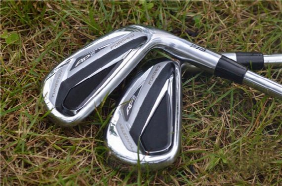 High Quality Golf Irons Ap2 716 Forged Irons Set #3-pw With Project X 6.0/6.5 Steel/graphite Shafts Come With Headcovers Mens Rh Golf Clubs