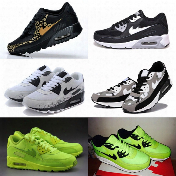 Hot Sale 2017 Lunar Control 10 Golf Shoes Medium Air Zoom 90 Sports Shoes Men Women Baby, Kids Sneakers Shoes Size Us5.5-12