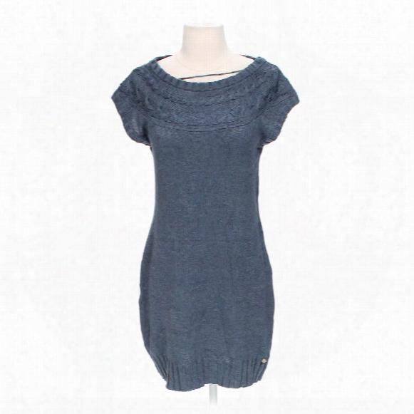 Knit Sweater Dress, Size S