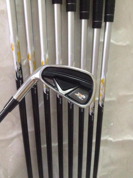 Left Hand X2 Hot Irons 456789pas Graphite/steel Shaft 9pcs X2 Hot Golf Irons Come Headcover
