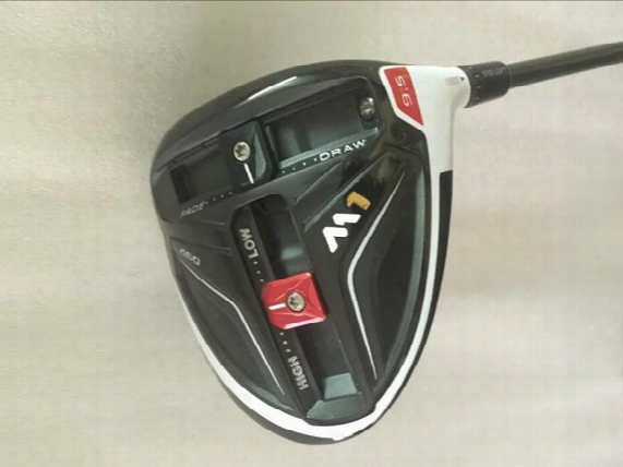 "M1 Driver Golf Driver Golf Clubs 9.5""/10.5"" Degree Graphite Shaft Assemble With Head Cover"