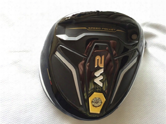 M2 Driver Golf Driver Golf Clubs 9.5 10.5 Lofts Regular Or Stiff Graphite Shaft With Head Cover