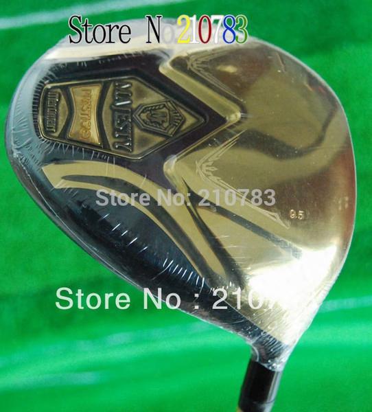New Golf Clubs Maruman Majesty Prestigio Super7 Golf Driver 9.5/10.5 Club Graphite Shaft With Golf Wood Headcover Free Shipping,