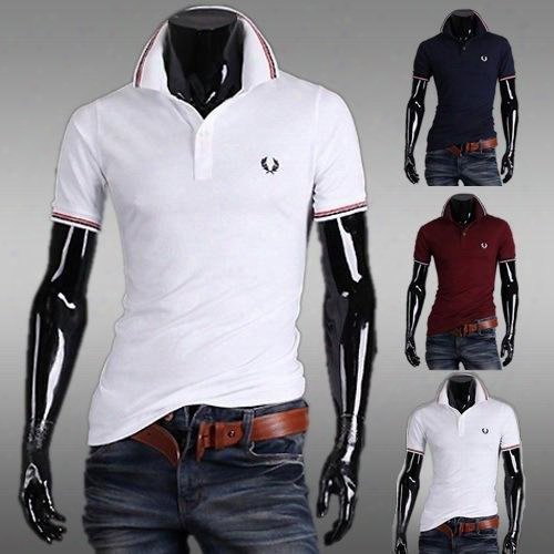 New Summer Cotton Quick Dry Brand Poloshirt Men Polo Shirt Casual Solid Man Hommes Hombre Tenis Golf Shirts