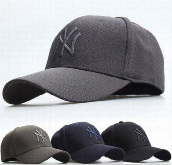 Ny Yankees Cap Baseball Hat Unisex Curved Flex Snapback Sport Golf Hip-hop Hat Adjustable Outdoor Hiking Camping Quick-drying Cap Sun Hat