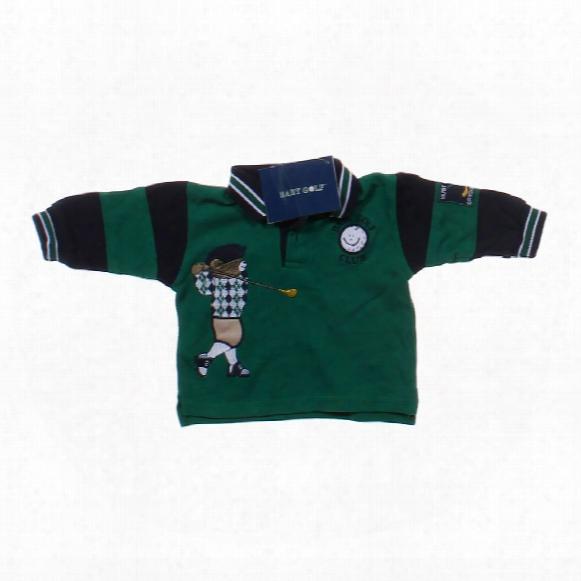 Polo Shirt, Size 6 Mo