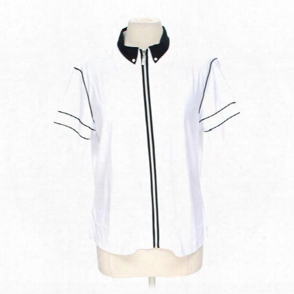 Stylish Golf Jacket, Size L