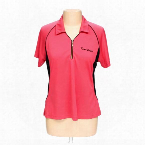 Stylish Golf Shirt, Size L