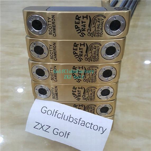 Super Gss Inlay Insert Rat Golf Putter Clubs Gss Inlay Tonr Only Concept 1 2 Golf Putter 33 34 35 Inch Rat Gss Inlay Insert Putter Tour Only