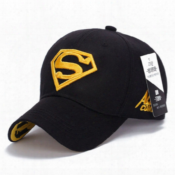 Super Her Boaseball Cap Golf Hat Fashion Big Boy Outdoor Sports Cap Male Female Couple Hat Free Shipping