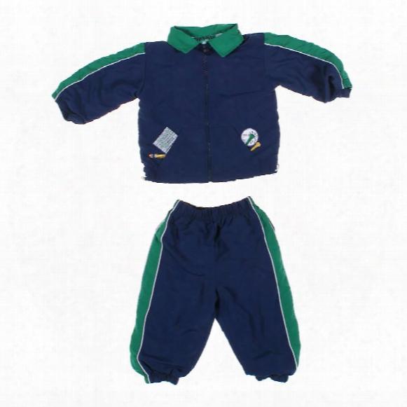 Sweatshirt & Sweatpants Set, Size 18 Mo