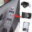 Original OEM Chrome Window Lifter Switch For VW Jetta Golf GTI MK5 MK6 Passat B6 3C Rabbit Tiguan 5ND 959 855 5ND959855