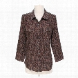 Patterned Jacket, size S