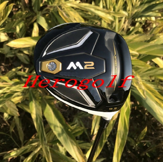 Top Quality Golf Driver 460cc M2 Driver 9.5 Or 10.5 Degree With Tm1-216 Graphite Shaft Golf Clubs