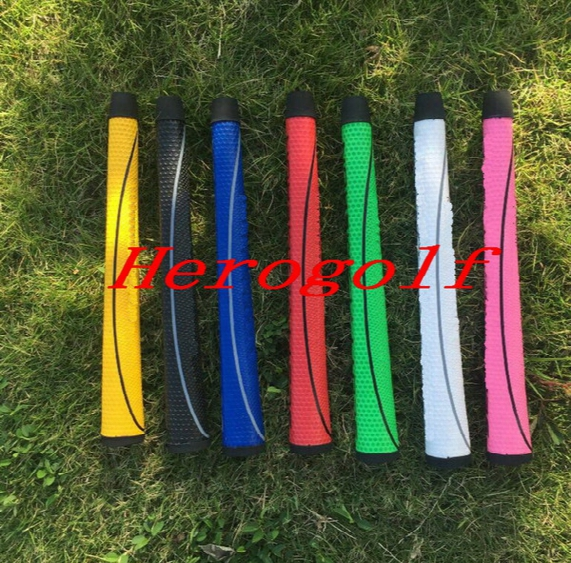 Top Quality Golf Grips Matador Grips 7colors Rubber 20pcs Putter Grips Dhl Ship Golf Clubs