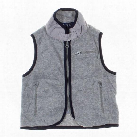 Vest, Size 4/4t