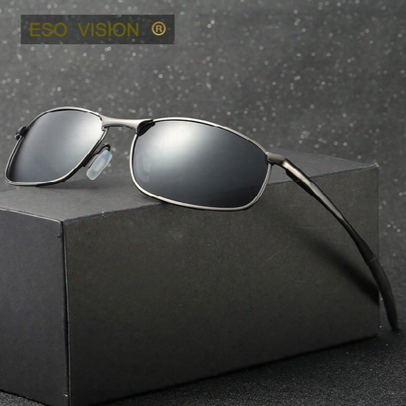 Vintage Metal Sport Sunglasses For Man And Woman Mens Mark  Polarize Sunglasses Bicycle Sunglasses Golf Car Holder Free Ship China Hot Sale