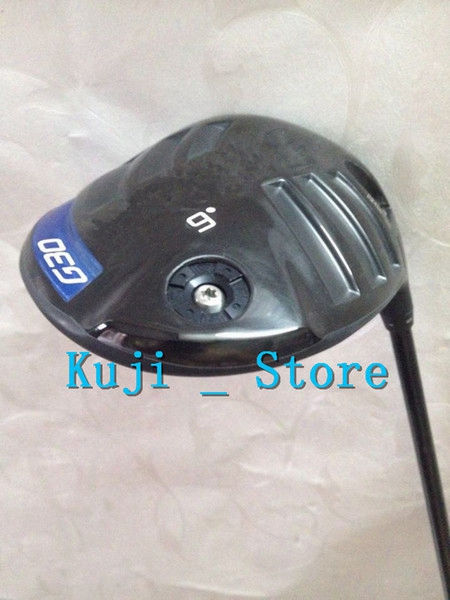 Wholesale-2015 New Item Golf G30 Driver 9 Loft Or 10.5 Loft With Tfc419d Graphite R -flex Shaft Golf G 30 Driver Clubs With Head Cover 1pc