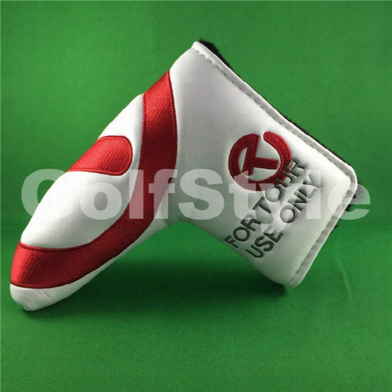 Wholesale-for Tour Use Only Golf Putter Headcover Circle T