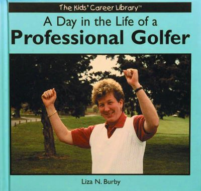 A Day In The Life Of Professional Golfer