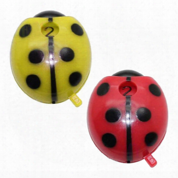 Clearance Sale Mini Cute Beetles Golf Scoring Golfer Score Keeper Counter Environmental Golf Score Counter With Back Clip