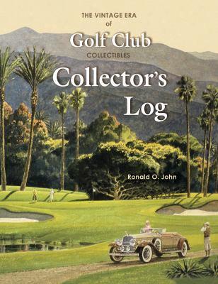 Golf Club Collectors Log