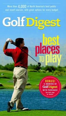 Golf Digest Best Places To Play