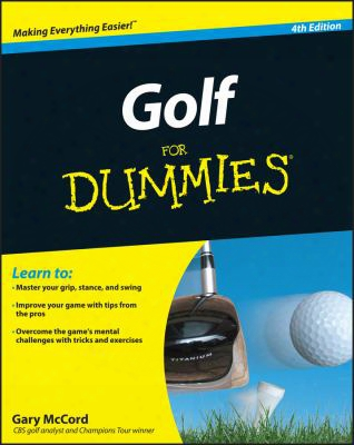 Golf For Dummiees