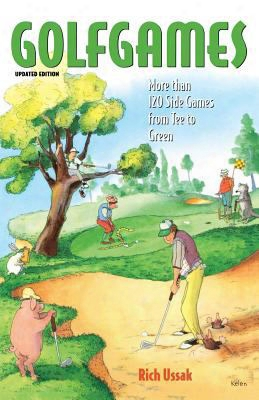Golfgames [with 14 Qty Sample Scoeracrds]