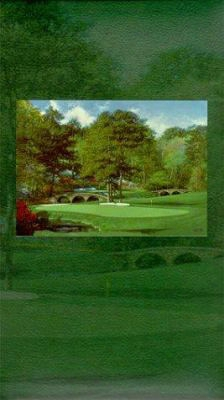 Master's Touch Golf Journal