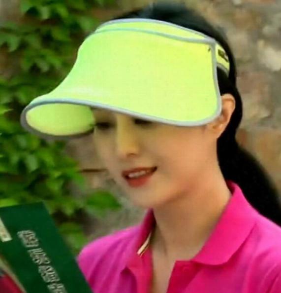 Unisex Sun Visor Cap Wide Brim Uv Protection Sun Block Hat Womens Outdoor Golf Tennis Sports Summer Beach Cap Adjustable Angle Wide Hat