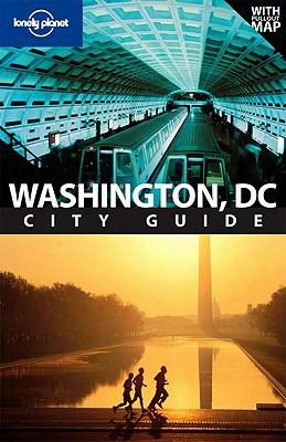 Lonely Planet Washington, Dc City Guide [with Map]