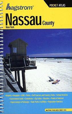 Nassau County, New York Pocket Atlas