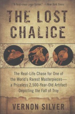 The Lost Chalice: The Real-life Emboss For One Of The World's Rarest Masterpieces - A Priceless 2,500-year-old Artifact Depicting