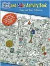 Find and Color Activity Book