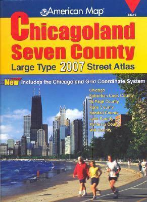 Chicagoland Seven Co L Gtype Atlas 2007