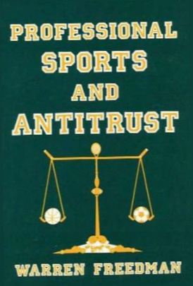 Professional Sports And Antitrust