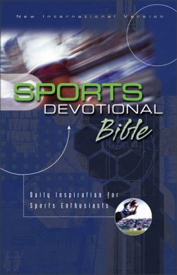 Sports Devotional Bible-niv: Daily Inspirations For Sports Enthusiasts