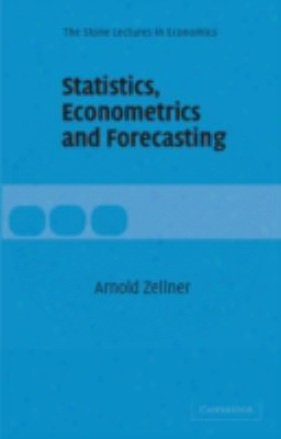 Statistics, Econometrics And Forecasting