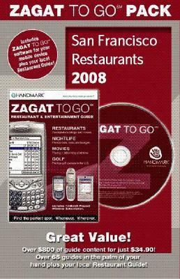Zagat To Go Pack San Francisco [with Cdrom]